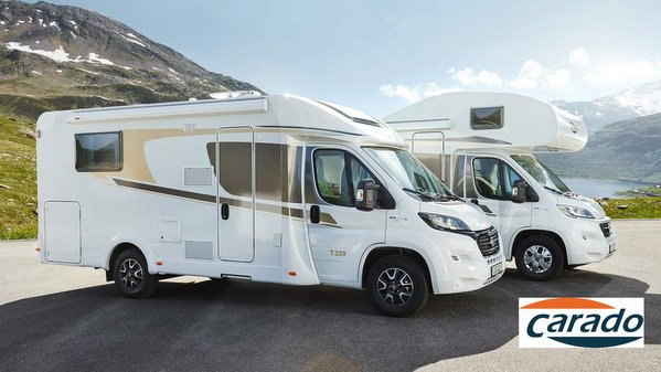Carado Reisemobile für  Untergruppenbach