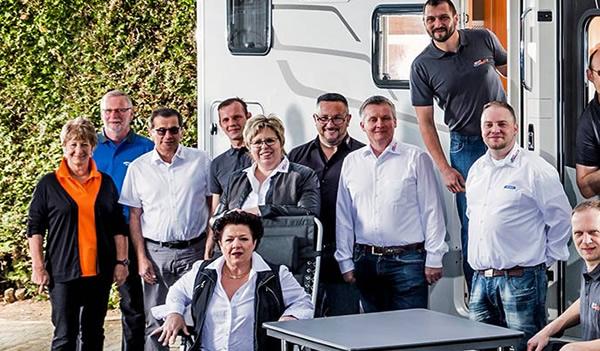 Wohnwagen / Reisemobil Vermietung aus  Waldaschaff