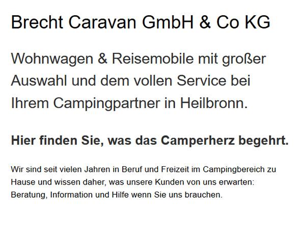 Reisemobile für  Bad Friedrichshall, Heilbronn, Neuenstadt (Kocher), Bad Rappenau, Bad Wimpfen, Offenau, Erlenbach und Untereisesheim, Neckarsulm, Oedheim