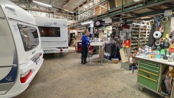 Wohnmobil-Werkstatt in  Waldaschaff