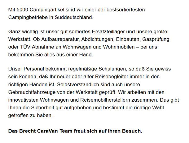 Wohnmobile in  Bad Friedrichshall - Duttenberg, Friedrichshall, Hagenbach, Heuchlingen, Jagstfeld, Kochendorf oder Plattenwald, Untergriesheim, Waldau